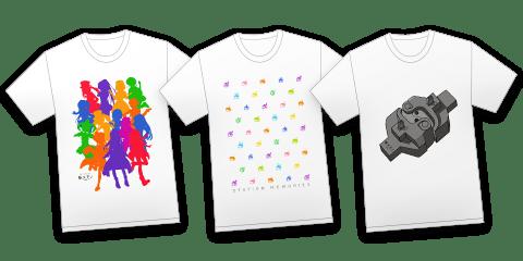 駅メモ!Tシャツ